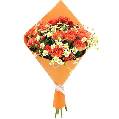Оранжевый комплимент